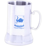 Maxam (R) Stainless Steel 20oz Beer Mug
