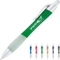 Curvaceous Translucent Gel Pen