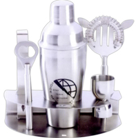 Wyndham House (TM) 7pc Stainless Steel Bar Set