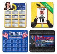 Political Calendar Magnet - 3.5x4 Round Corners - 20 mil.