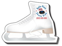 Stik-ON(R) Shape Adhesive Notes - Ice Skate (4x3) - 50 Sheet