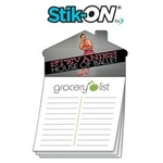 Magna-Note House Magnet - Stock Grocery List Stik-ON(R)