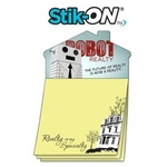 Magna-Note House Magnet - Stock Realty Stik-ON(R)