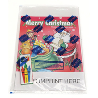 Merry Christmas Coloring Book Fun Pack