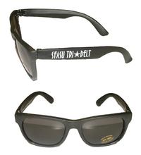 Stylish Fashion Sunglasses With UV Protection - Black E627