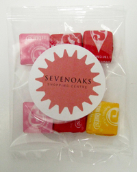 1oz. Starburst (R) Goody Bag