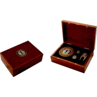 Custom Rosewood Gift Set