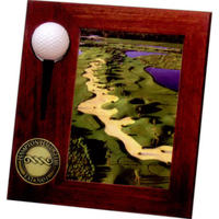Rosewood Hole In One Frame