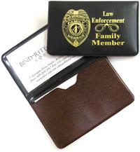 Executive Wallet Style Card Case