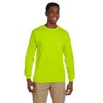 Adult Ultra Cotton(R) 6 oz. Long-Sleeve Pocket T-Shirt