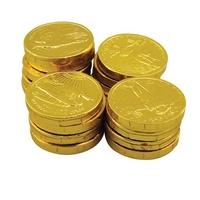 Bulk Chocolate Money Coins