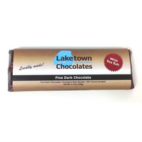 Fine Dark Chocolate Chunky Gourmet Bar With Sea Salt