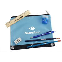 Academic School Kit with 420D Polyester Pouch