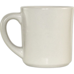 American White Stoneware Collection, Mug, 10 oz