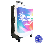 Full Color Stretch Luggage Cover