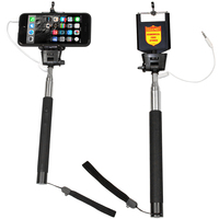 Extendable Wired Selfie Stick