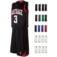 Carthage Adult Basketball Jersey