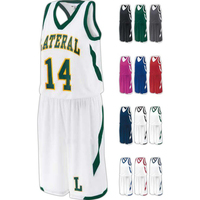 Ladies Lateral Basketball Jersey