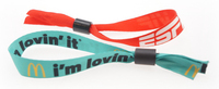 Sublimated Event Wristband