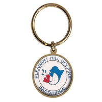 "digistock keychain 1 1/8"" round"