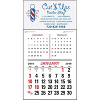 3-Month Vertical Magna-Stick (TM) Calendar