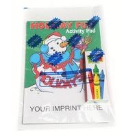 Holiday Fun Activity Pad Fun Pack