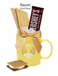 Smores Kit in Yellow Mug