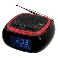 First Alert AM/FM Weather Band Clock Radio