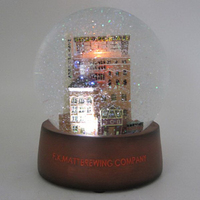 Custom Snow/Glitter Globes