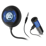 GoGroove BlueGATE CTR is an all-in-one Bluetooth car kit