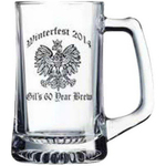 15 oz. Sport Mug Glass