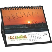 The Big Kahuna Custom Flip Organizer Calendar