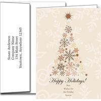 Holiday Greeting Cards W/Imprinted Envelopes