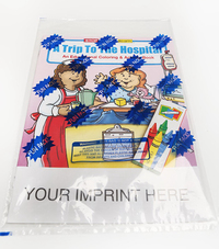 A Trip to the Hospital Coloring and Activity Book Fun Pack