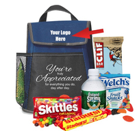 You're Appreciated Snack Cooler - Navy