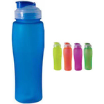 23 oz. Neon Orange Soft Touch Water Bottle