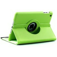 Apple iPad Air-2 Tablet 360 Degree Rotating Case -Green