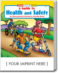 A Guide to Health and Safety Coloring and Activity Book