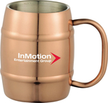 Moscow Mule Barrel Mug 14oz