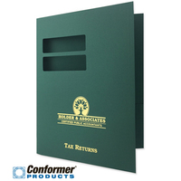 Conformer® Expansion Window Tax Folder