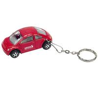 Die cast miniature Buggy key chain