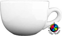 24 Oz. Latte Bowl Mug