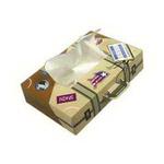 Traveler Facial Tissue Box