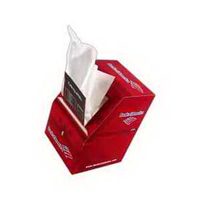 Novelty ATM Tissue Box
