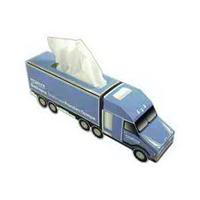 Facial Flat Tissue Box