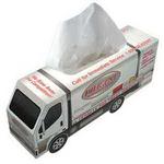 Truck Shape Facial Tissue Box