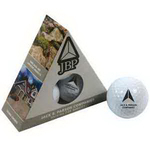 Triangle Golf Ball Box JBP