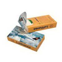PocketPak Flip Top Tissue Box