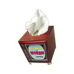 TV Shape Tissue Box