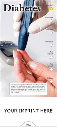 Diabetes Slide Chart